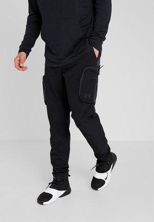 UNSTOPPABLE PANT - Bukser - black
