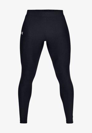 UA QUALIFIER HEATGEAR - Leggings - black