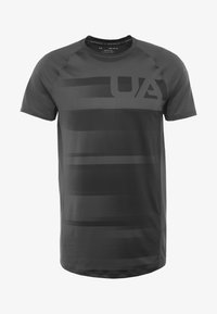 Under Armour - SUBLIMATED - T-shirt con stampa - jet gray/black - 3
