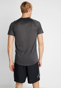 Under Armour - SUBLIMATED - T-shirt con stampa - jet gray/black - 2