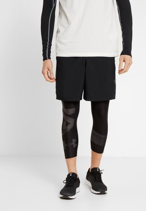 2.0 LEG GRAPHIC - Collants - black/jet gray