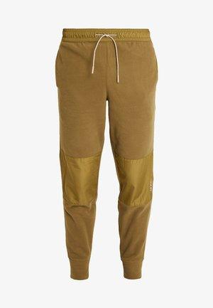 POLAR PANT - Teplákové kalhoty - khaki
