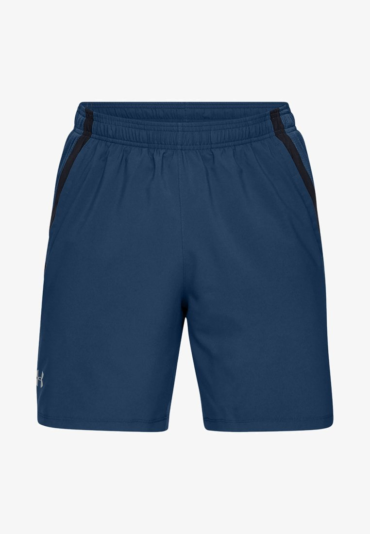 Under Armour - LAUNCH SW 7 - Korte sportsbukser - blue