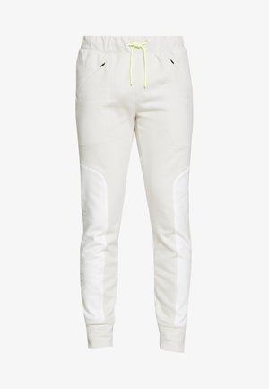 MOMENTS PANT - Træningsbukser - summit white/onyx white