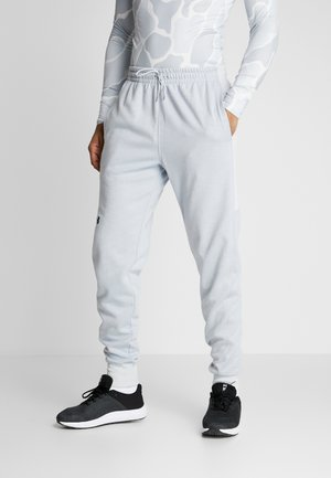 Teplákové kalhoty - halo gray/black