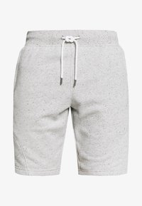 Under Armour - SPECKLED SHORT - Urheilushortsit - onyx white/black - 4