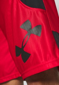 Under Armour - Pantaloncini sportivi - red/black - 5
