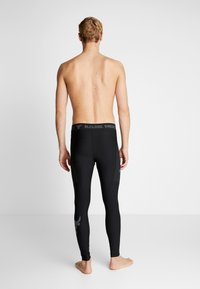 Under Armour - PROJECT ROCK - Leggings - black/pitch gray - 4
