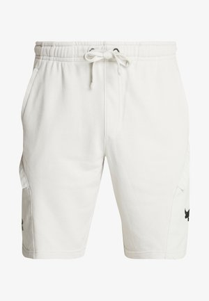 PROJECT ROCK SHORT - Short de sport - summit white/black