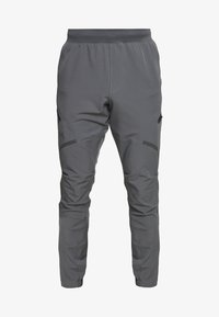 Under Armour - PROJECT ROCK UTILITY PANT - Pantalones deportivos - pitch gray - 4