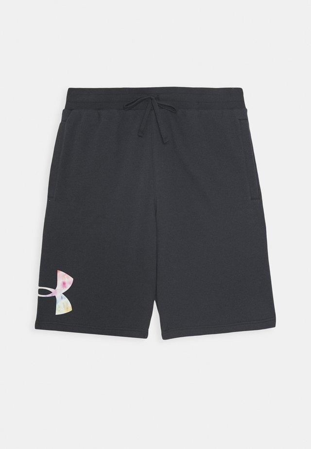 PRIDE RIVAL SHORT - Sportovní kraťasy - black/black
