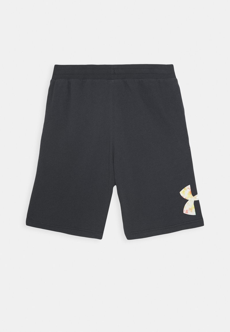 Under Armour - PRIDE RIVAL SHORT - Korte broeken - black/black
