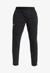 Under Armour - STREAKER SHIFT PANT - Verryttelyhousut - black - 5