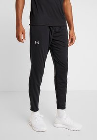 Under Armour - STREAKER SHIFT PANT - Verryttelyhousut - black - 0