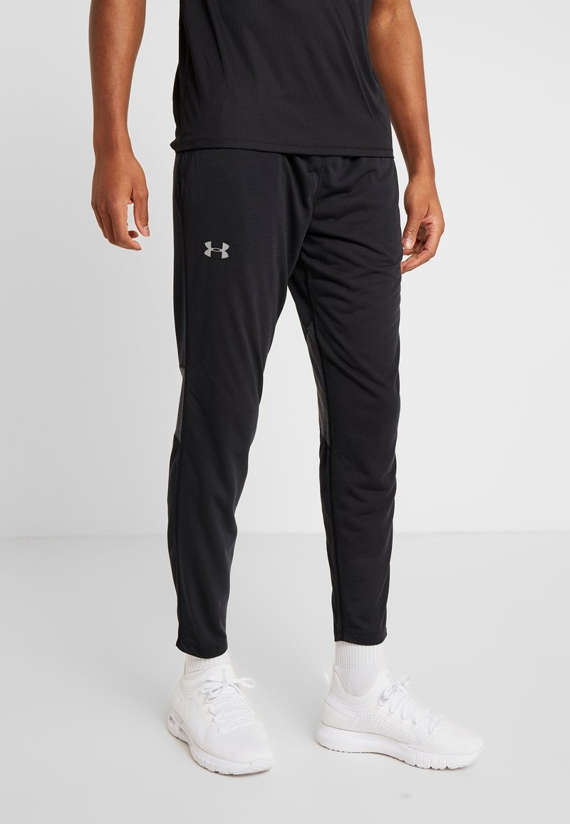 Under Armour - STREAKER SHIFT PANT - Verryttelyhousut - black