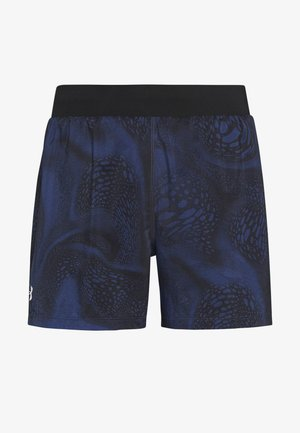 SPEEDPOCKET WEIGHTLESS SHORT - Sports shorts - blue ink/black/reflective