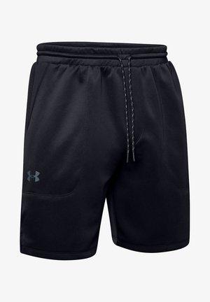 MK1 WARMUP - Sports shorts - black