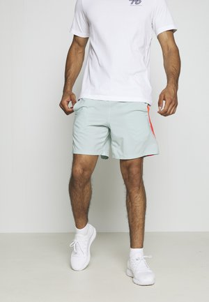 LAUNCH SHORT - Sports shorts - enamel blue