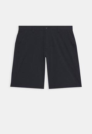 TECH  - Korte sportsbukser - black