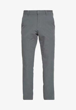 TECH PANT - Trousers - pitch gray