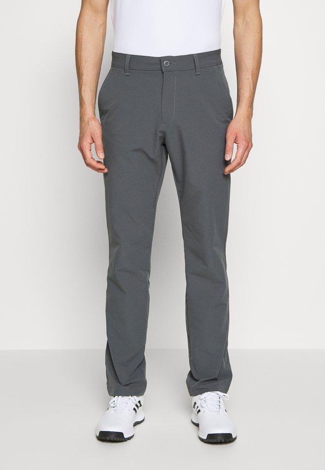 TECH PANT - Tygbyxor - pitch gray