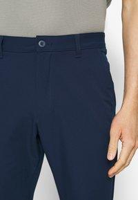 Under Armour - TECH PANT - Kalhoty - dark blue - 4
