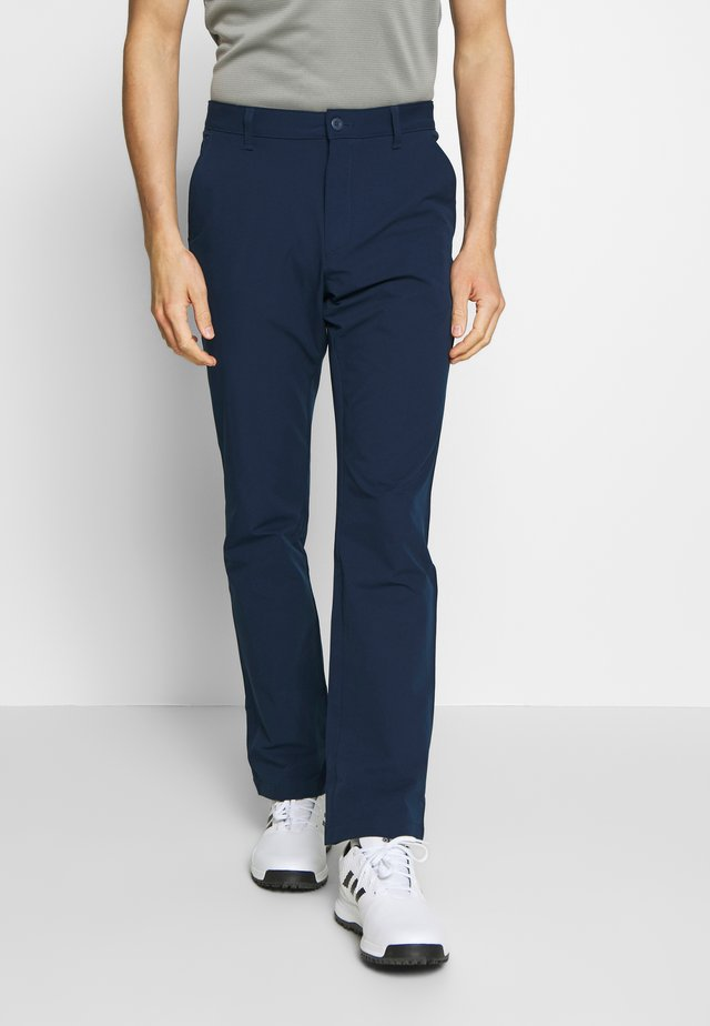 TECH PANT - Kangashousut - dark blue