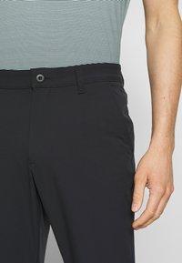 Under Armour - TECH PANT - Spodnie materiałowe - black - 3