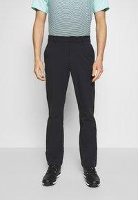 Under Armour - TECH PANT - Spodnie materiałowe - black - 0