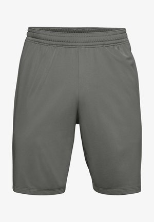 Sports shorts - gravity green