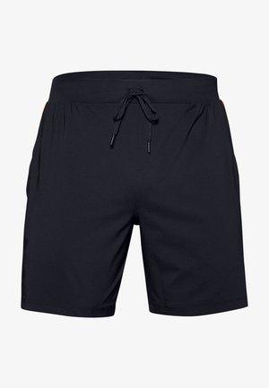 QUALIFIER SP 7'' SHORT - Sports shorts - black