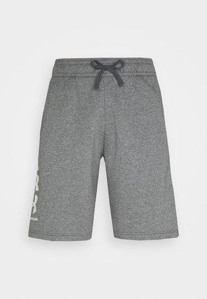 RIVAL FLC MULTILOGO SHORT - Pantaloncini sportivi - pitch gray/light heather