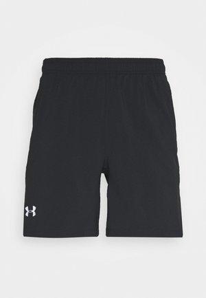 LAUNCH 2-IN-1 SHORT - Short de sport - black
