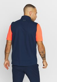 Under Armour - STORM VEST - Vesta - academy/pitch gray - 2