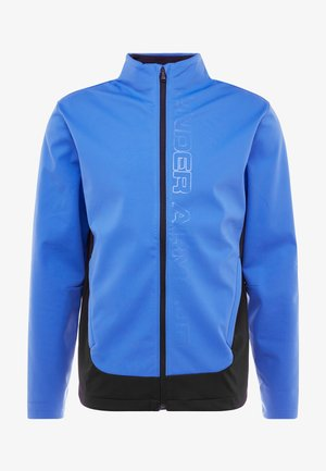 STORM FULL ZIP - Training jacket - tempest/black