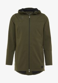 Under Armour - ACCELERATE TERRACE JACKET - Trainingsvest - guardian green/black - 4