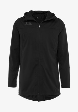 ACCELERATE TERRACE JACKET - Träningsjacka - black/metallic black
