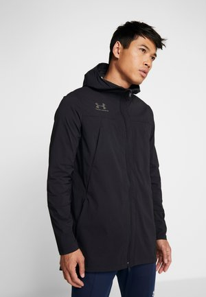 ACCELERATE TERRACE JACKET - Træningsjakker - black/metallic black