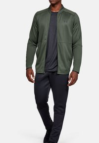 Under Armour - WARMUP BOMBER - Training jacket - baroque green - 0
