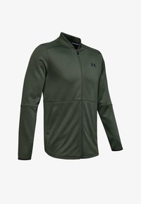 Under Armour - WARMUP BOMBER - Training jacket - baroque green - 3