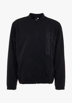 UNSTOPPABLE ESSENTIAL BOMBER - Sportovní bunda - black
