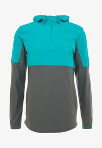 Under Armour - Chaqueta de deporte - teal rush/pitch gray/teal rush - 4
