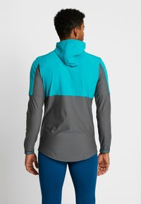 Under Armour - Chaqueta de deporte - teal rush/pitch gray/teal rush - 2