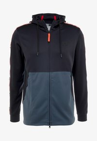 Under Armour - UNSTOPPABLE TRACK JACKET - Treningsjakke - black/wire - 4