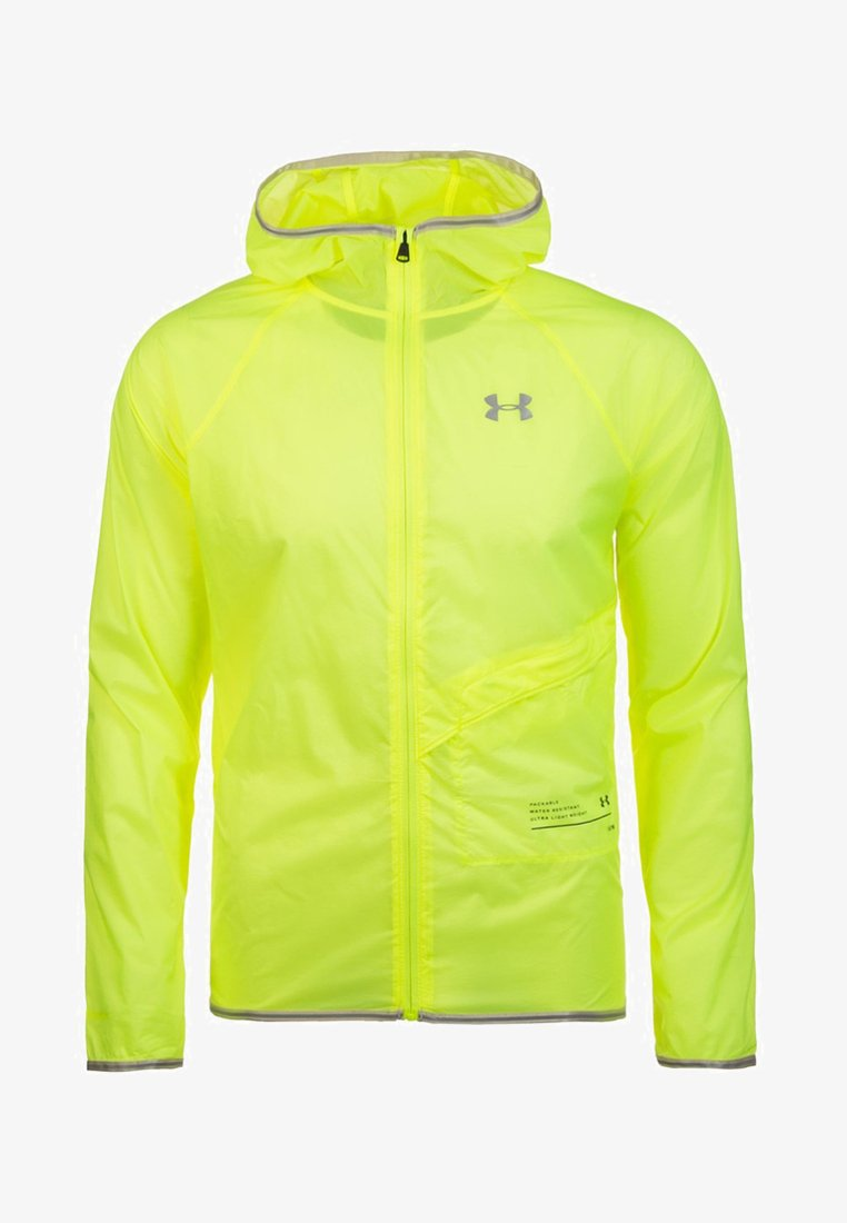 Under Armour - Soft shell jacket - yellow