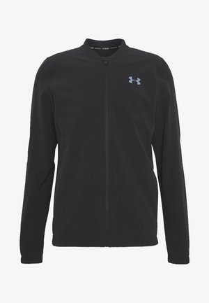 UA STORM LAUNCH JACKET 2.0 - Trainingsjacke - black
