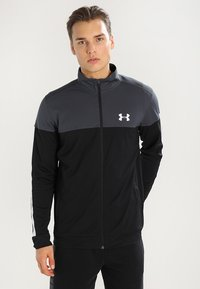 Under Armour - SPORTSTYLE JACKET - Giacca sportiva - grey - 0
