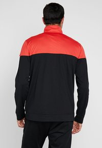 Under Armour - SPORTSTYLE JACKET - Träningsjacka - martian red/black/white - 2