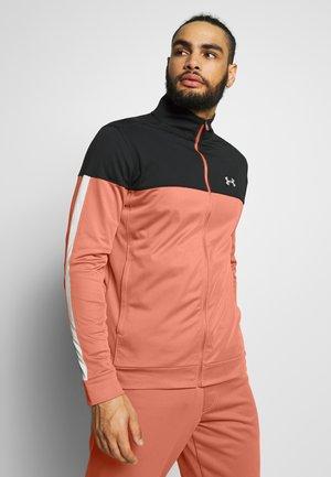 SPORTSTYLE JACKET - Training jacket - cedar brown/black/onyx white