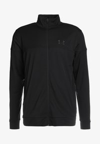 Under Armour - SPORTSTYLE JACKET - Trainingsvest - black - 5